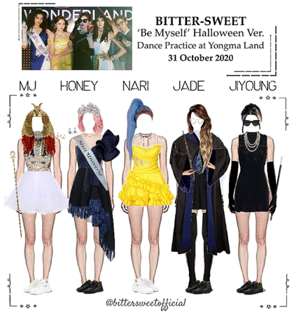 BITTER-SWEET [비터스윗] Dance Practice 201031