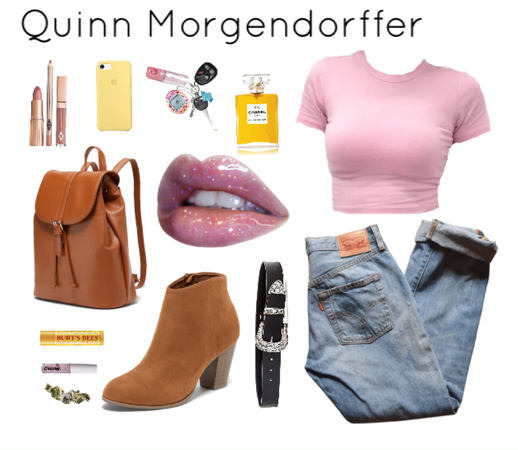 Quinn Morgendorffer Inspired Outfit