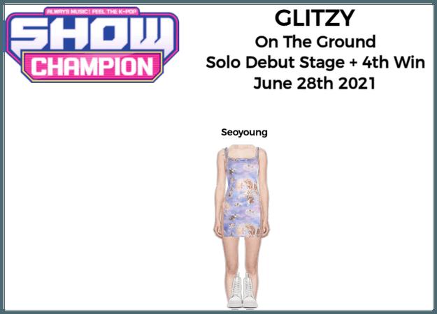 GLITZY (화려한) Seoyoung Show Champion