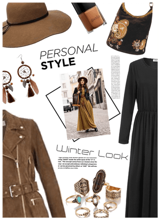 My Personal Winter Style/Boho Street style