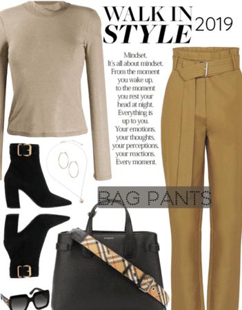 Bag Pants