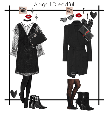 Abigail Outfits 1