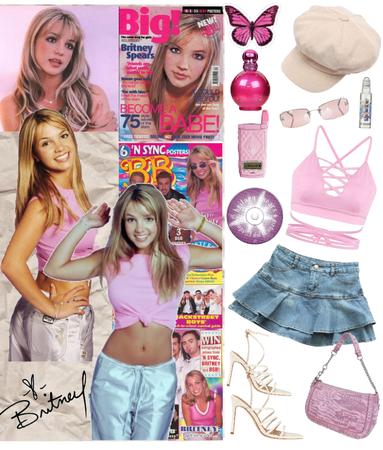 Britney Spears Y2k