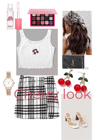 cherry look