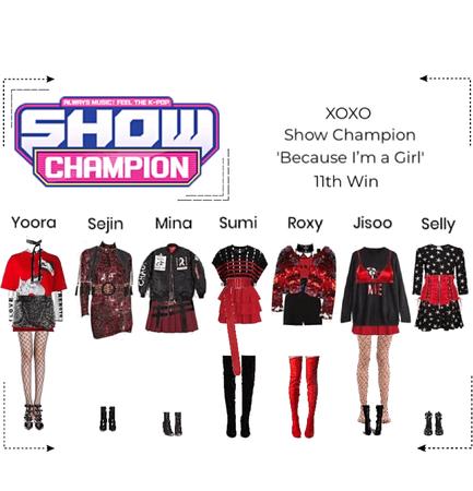XOXO [Show Champion]