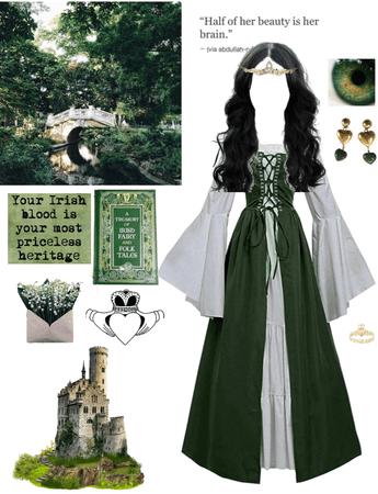 The Irish Princess ☘️👑