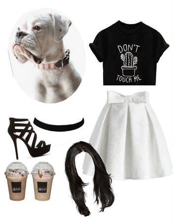 ElizabethStyle Black and White