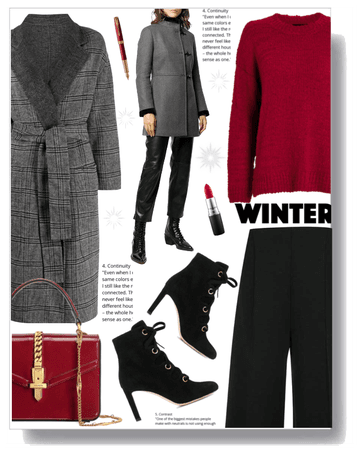Warm Winter |Coat
