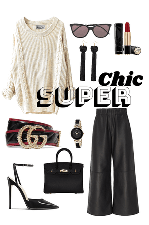 classic and chic