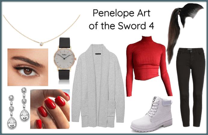 Penelope Art of the Sword 4