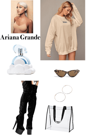 Ariana Grande Sweetener Era Fashion
