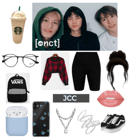 NCT JCC Female Outfit