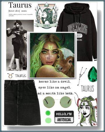 Nat. Taurus Green