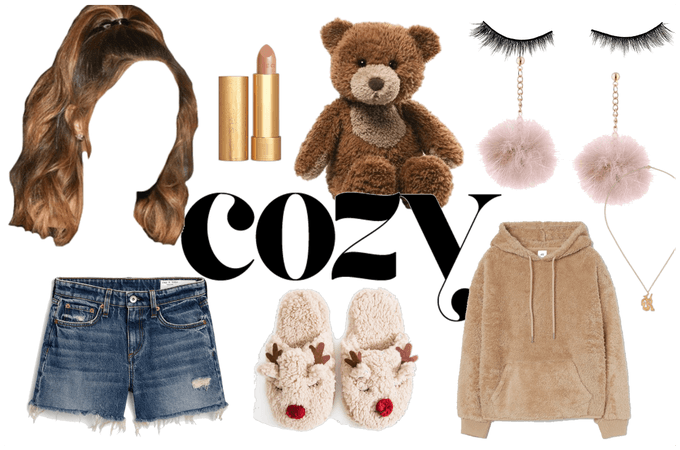 cozy and fuzzy