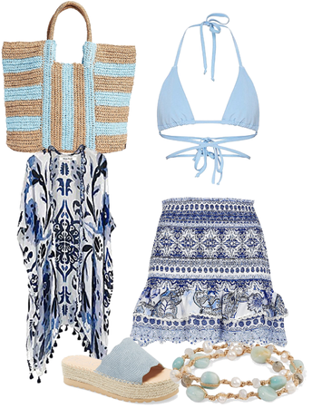 Blue Sea - Beach Vibes