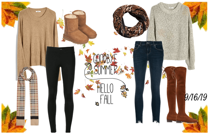 fall is here!!!
