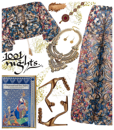 Scheherezade 1001 nights