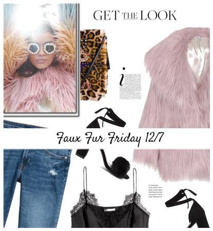 Faux Fur Friday 12/7/2018