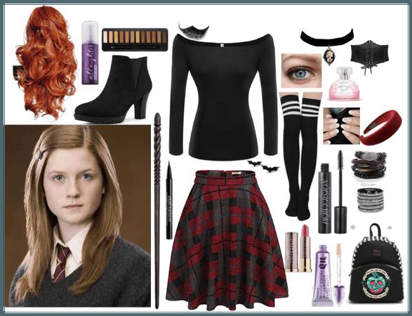 The Season - Chapter 1 - Ginny shopping