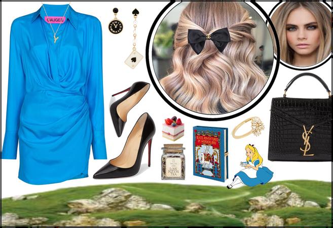 Alice in Wonderland: Office Edition