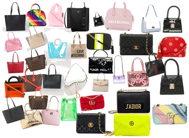 All my bags x