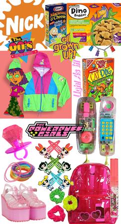 90s Baby - Powerpuff Girls