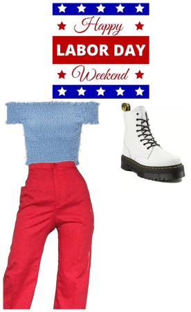 Labor day outfit