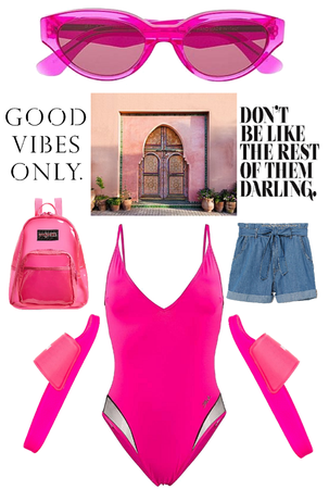 Pink Summers