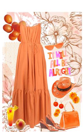 Orange for Summer!