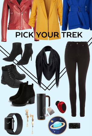 Pick Your Trek