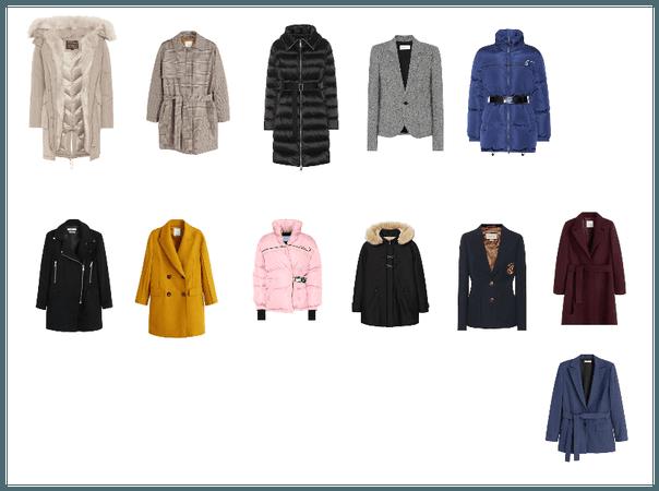 coats jackets apple body shape