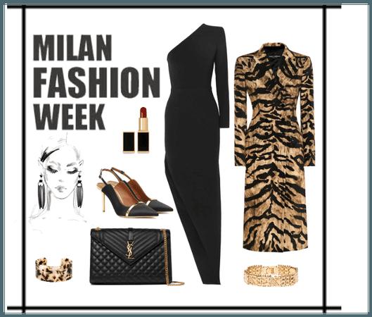 Milan Fashion Week Runaway Trends