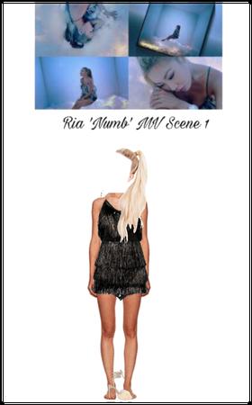 Ria 'Numb' MV Scene 1