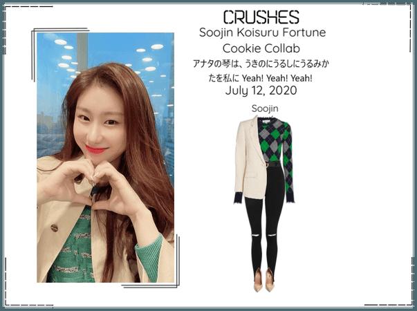 Koisuru Fortune Cookie Collab | Crushes Soojin