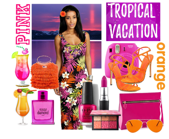 TRopical outfit