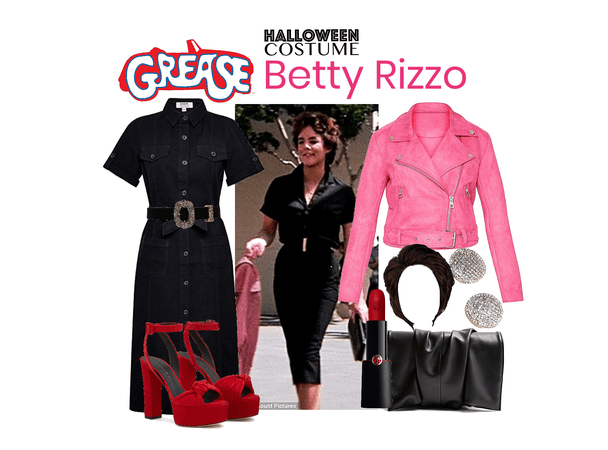 Halloween costume.::: Betty Rizzo : Grease