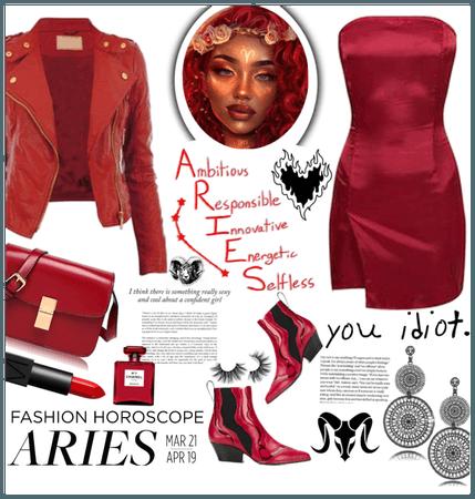 Aries Woman 2020