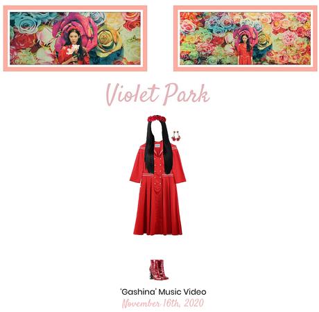 Violet Park _ Gashina Official Music Video