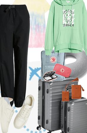Pastel Travel