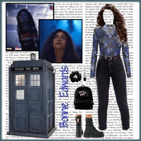 Bonnie Edwards • Doctor Who OC
