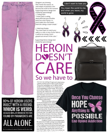 SUMMER 2020: (Heroin) Opioid Addiction Awareness