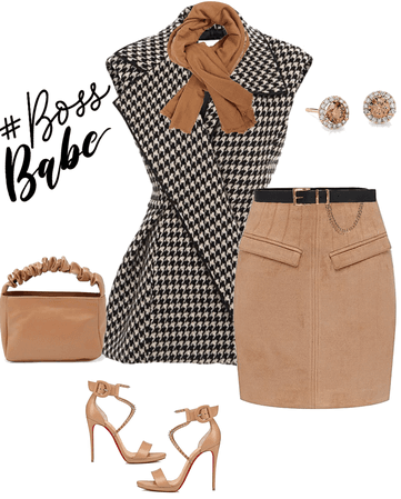 The Bossiness of Plaid