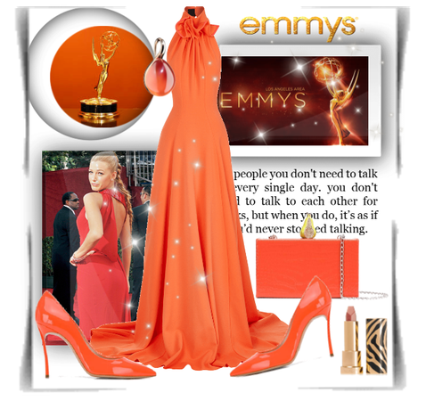 EMMY'S RED CARPET STYLE