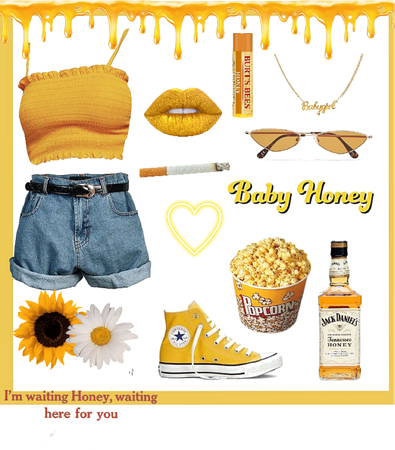 honey outfit