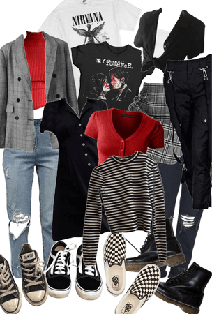 clothes I actually wear