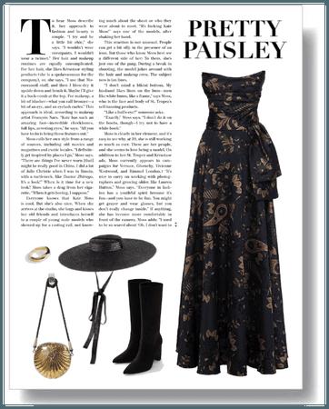 Fashion Magazine Editorial Photoshoot