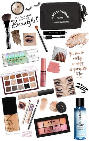 my makeup bag xox