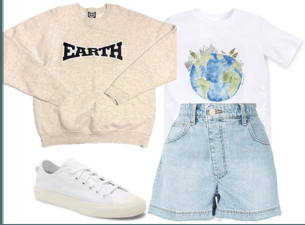 #earthday #earth #fashion
