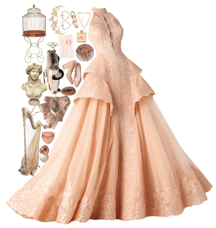 Ballrooms and Ball Gowns