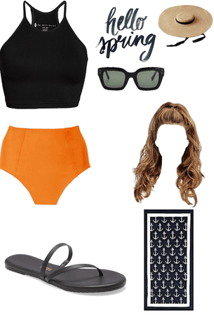 Spring/Summer Beach Outfit